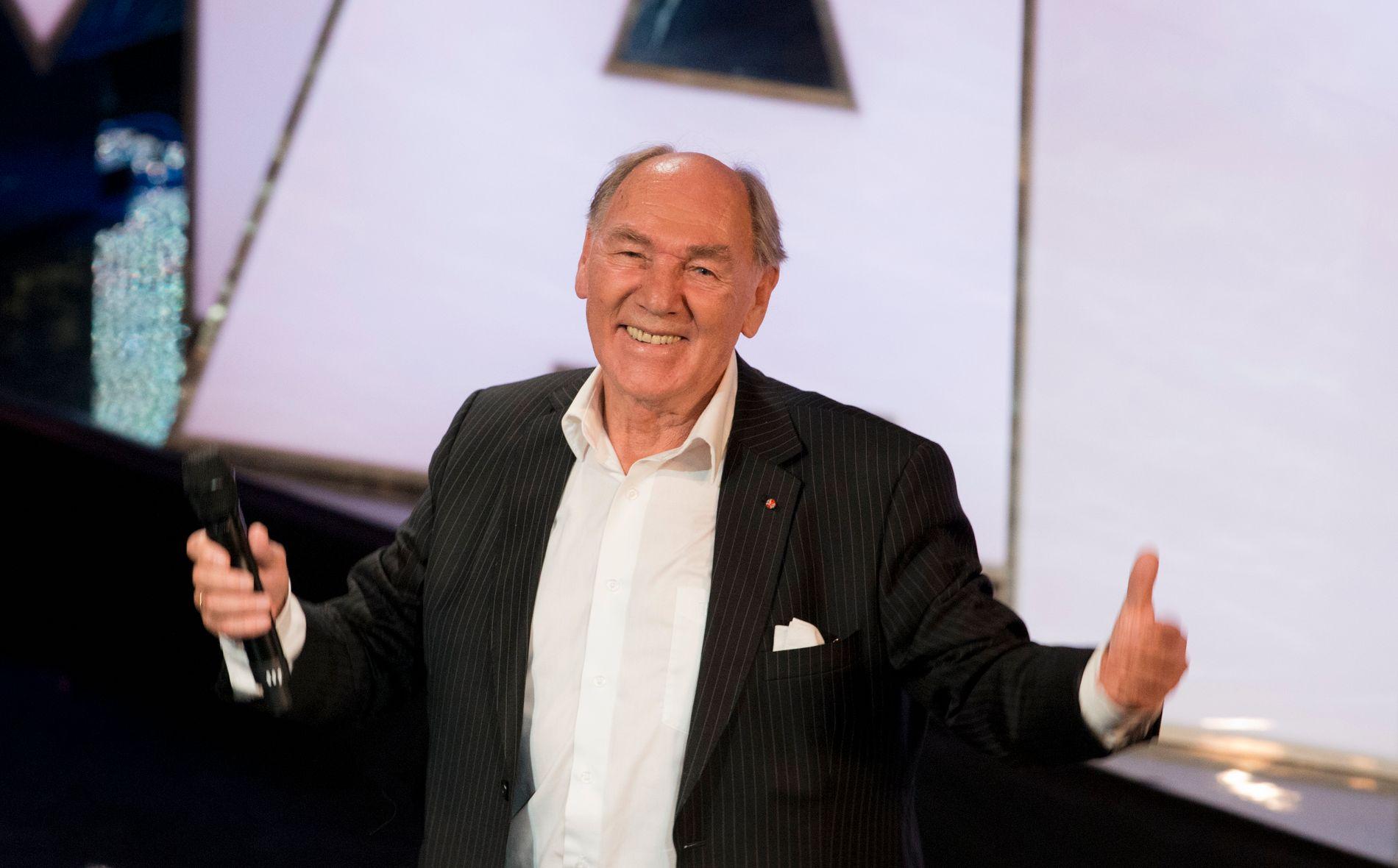 Joachim Calmeyer fikk æresprisen under prisutdelingen av Amandaprisen 2012 i Haugesund. Han døde 2. juledag, 85 år gammel.