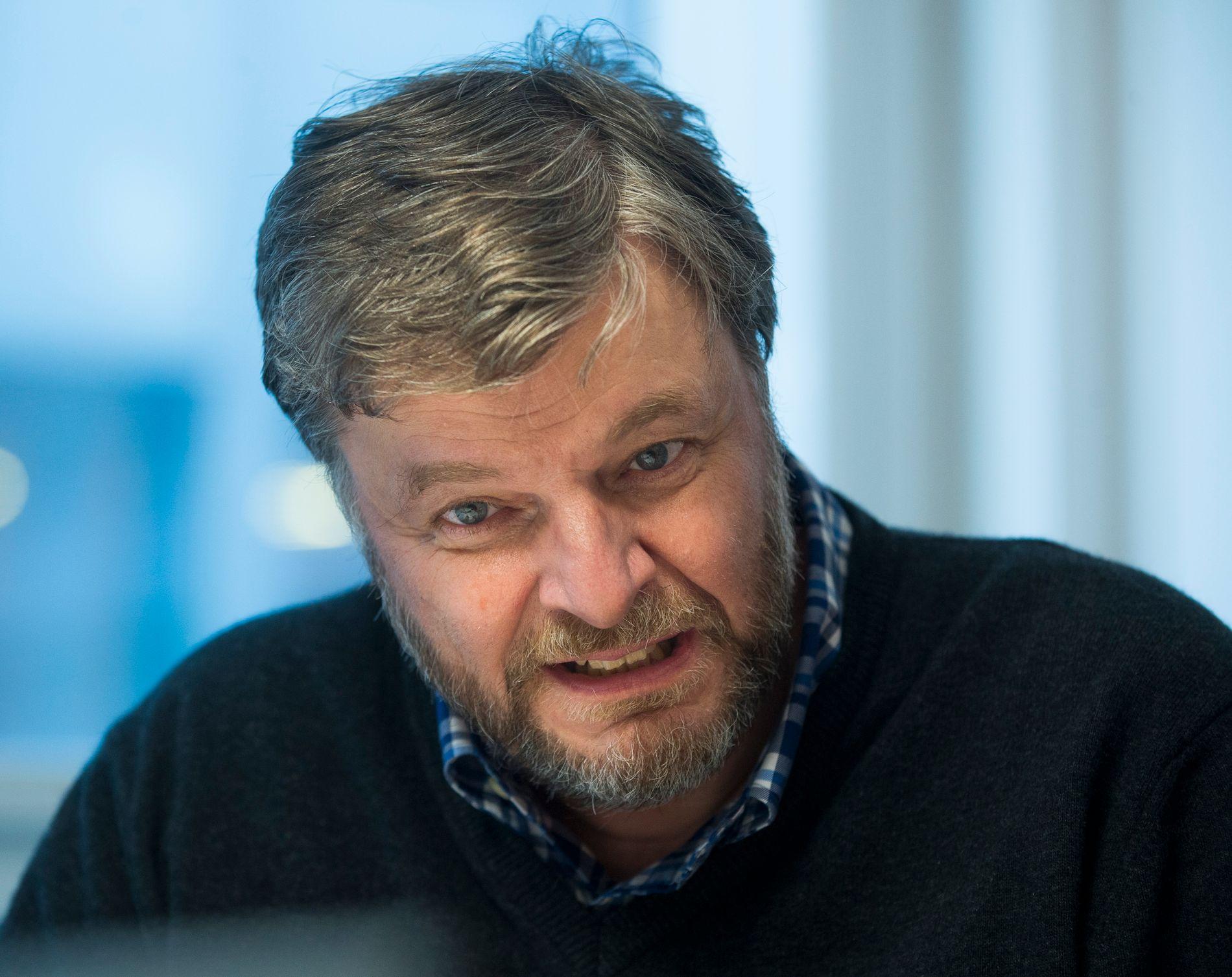 DIREKTØR OG LEGE: Steinar Madsen er lege og medisinsk fagdirektør i Statens legemiddelverk.