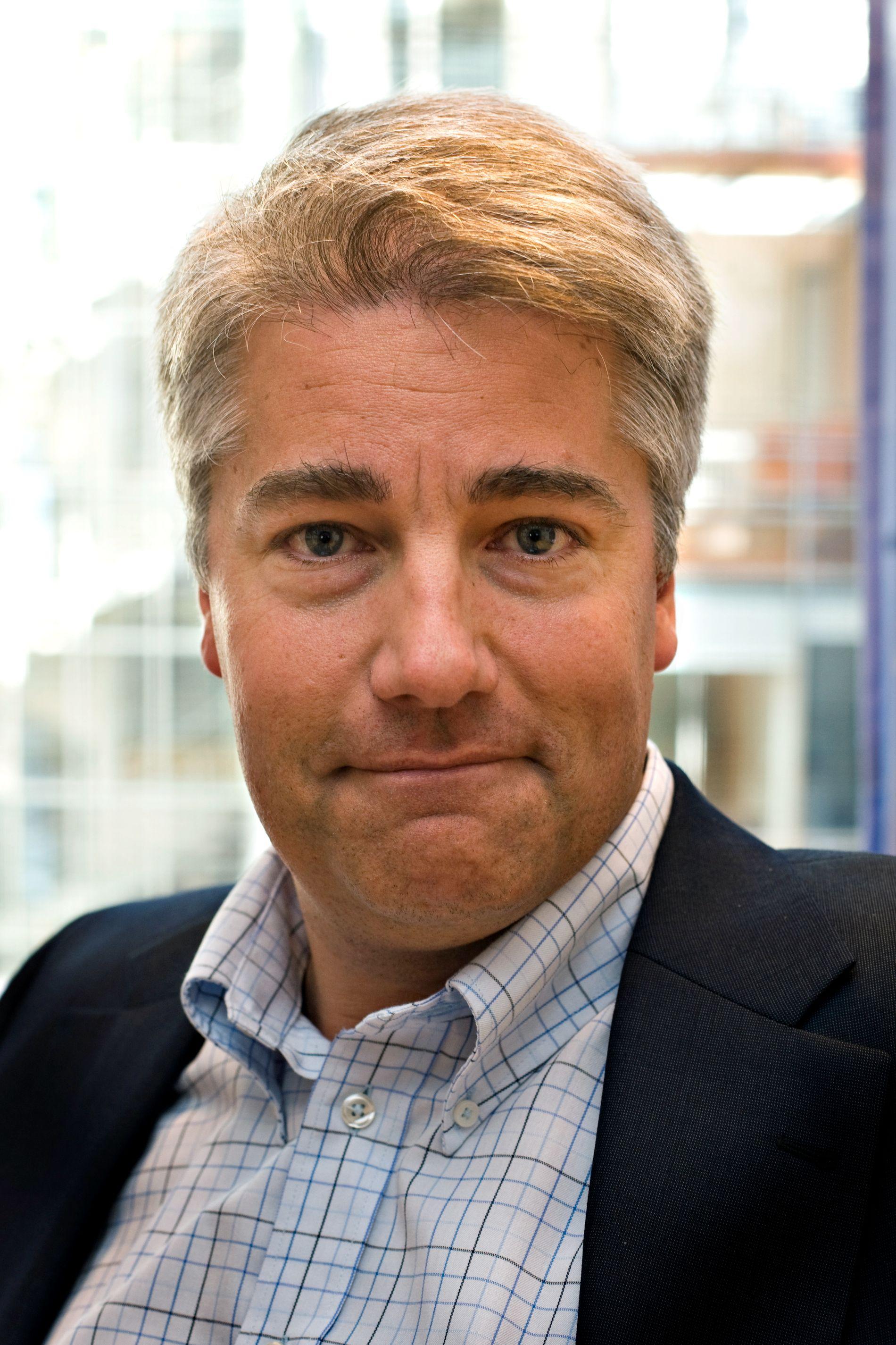 STØTTER JENSEN: Sjeføkonom Øystein Dørum i NHO mener finansministeren har gjort det riktige i SSB-saken.
