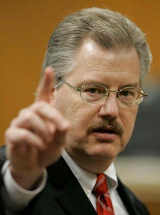 AKTOR: Ken Kratz, statsadvokat i Calumet County i Wisconsin.