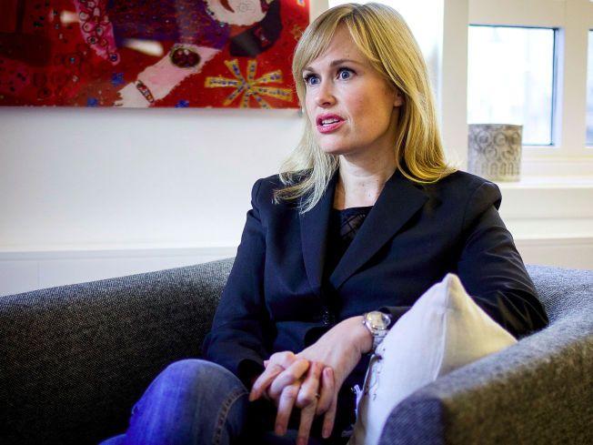 KREVER TILTAK: Barneombud Anne Lindboe er bekymret for norske barn som blir født med abstinenser.