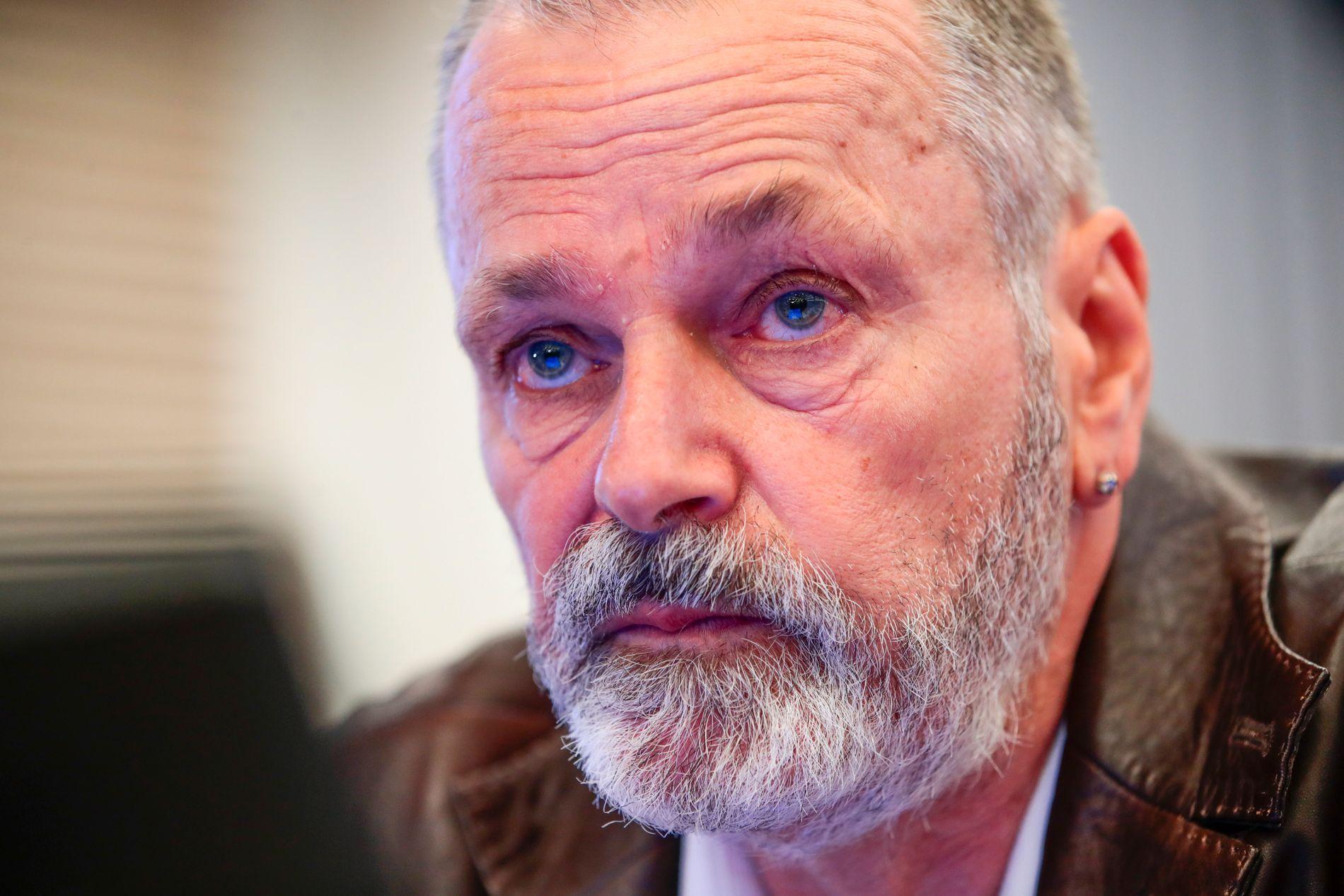 BEDRE FORBEREDT: Eks-politimannen Eirik Jensen forsøker å renvaske seg fra korrupsjons-og narkotiltalen.