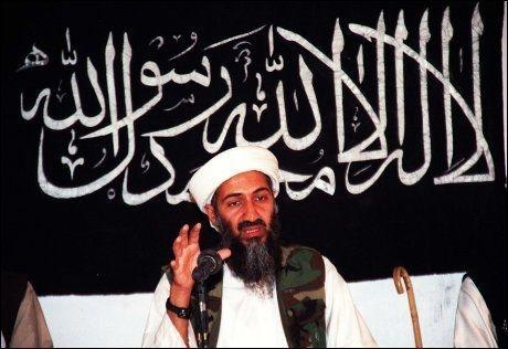 TERRORLEDER: Den som fører til at Osama bin Laden blir tatt kan vente seg en dusør på rundt 25 millioner dollar, ifølge FBI. Foto: SCANPIX