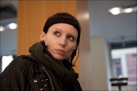 NY SALANDER: Rooney Mara klarer ikke å matche Noomi Rapace i rollen som Lisbeth Salander, ifølge VGs anmelder. Foto: Columbia TriStar.