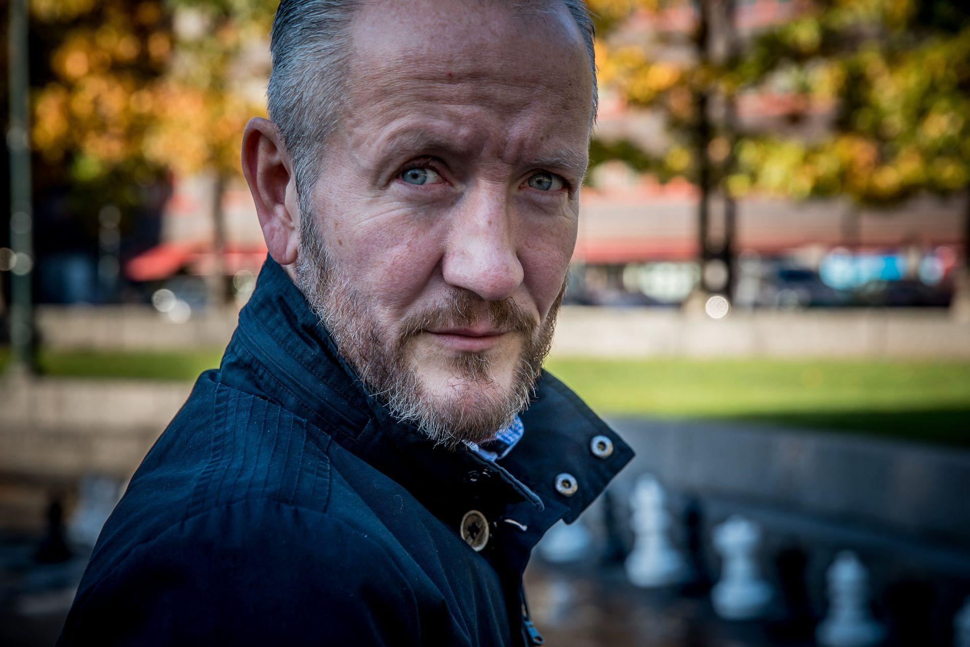 OMSTRIDT: Geir Magne Haukås i et intervju med VG for noen uker siden.