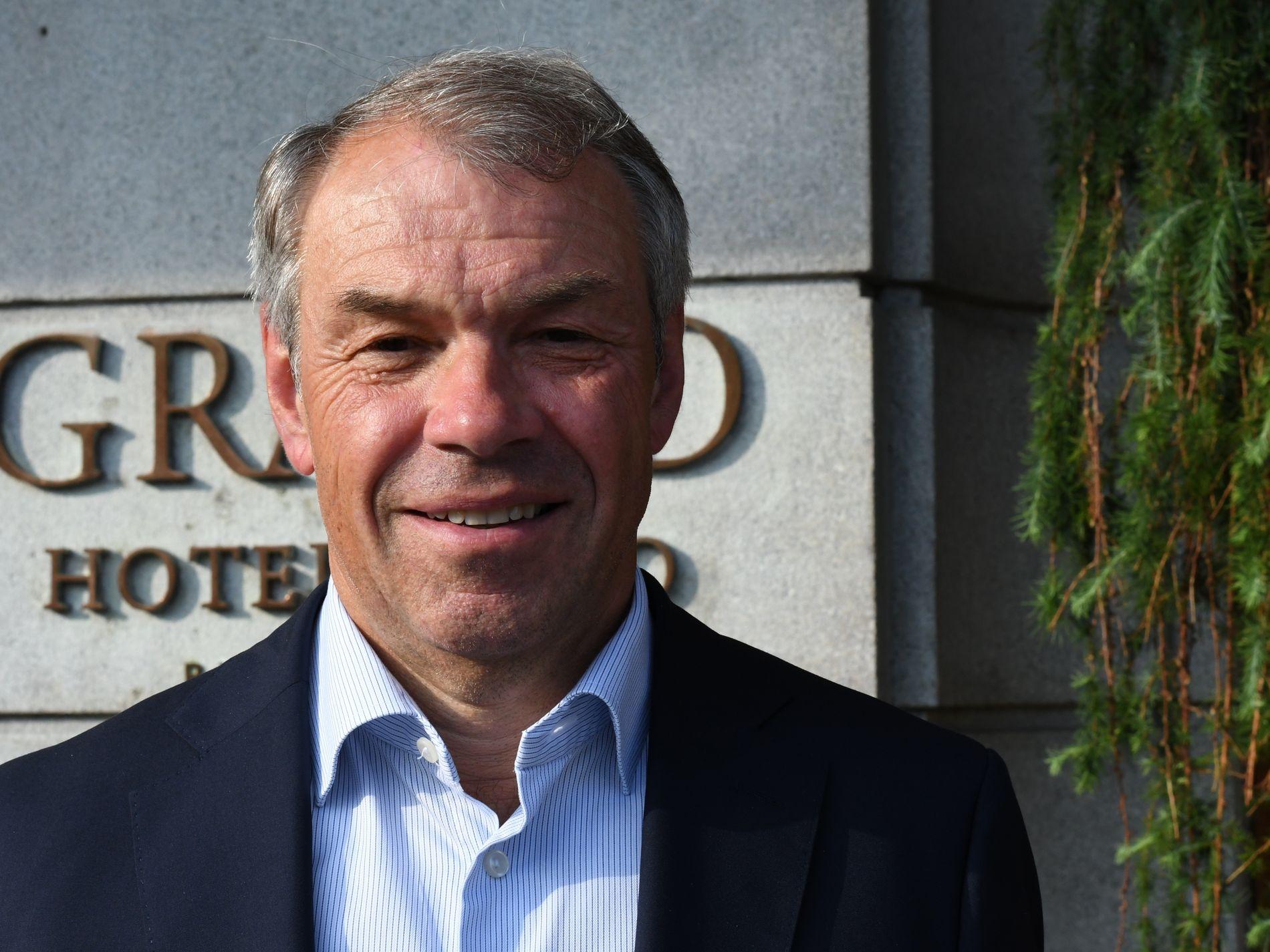 Arne Austreid, administrerende direktør i SpareBank 1 SR-Bank.