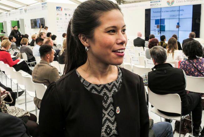 TAR INITIATIV: Miljøbyråd Lan Marie Nguyen Berg sier de vil ta initiativ mandag for å undersøke om sprengningene av skjær i Indre Oslofjord må stanses.