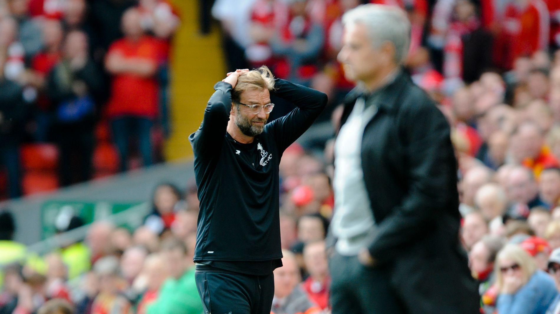 2d757dc0c Klopp etter 0-0 mot defensivt United: – Vi kan ikke spille sånn