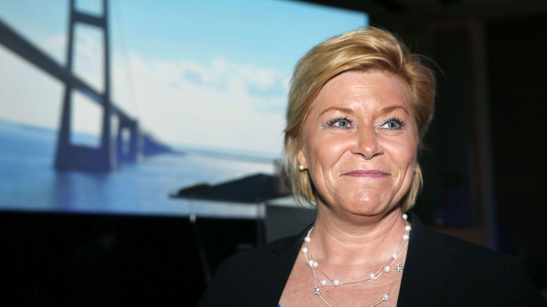 REDUSERER: Frp varsler reduksjon av formueskatten, sier skattepolitisk talsmann Hans Andreas Limi.
