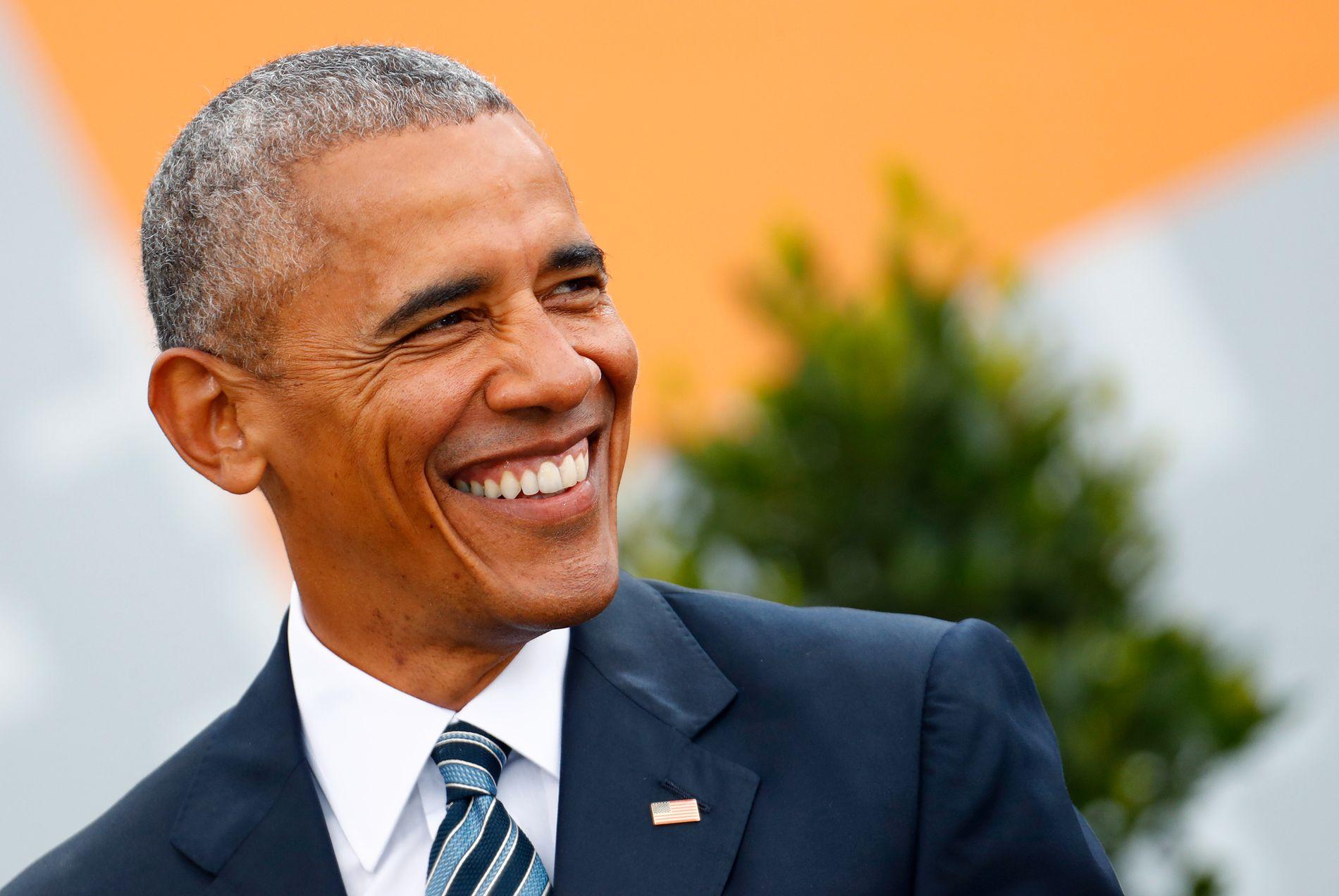 VERDENS MEST POPULÆRE TWEET: Fire av verdens ti mest populære poster på Twitter tilhører Barack Obama.