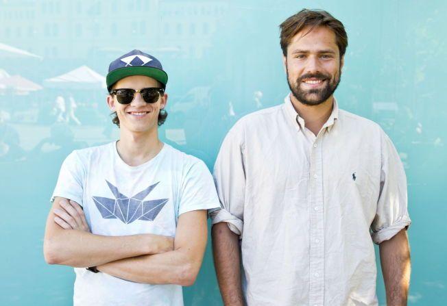 SATSER STORT: Oslo-guttene i Leimaitre vil ta USA med elektronika, og surfer mer enn gjerne på EDM-bølgen.
