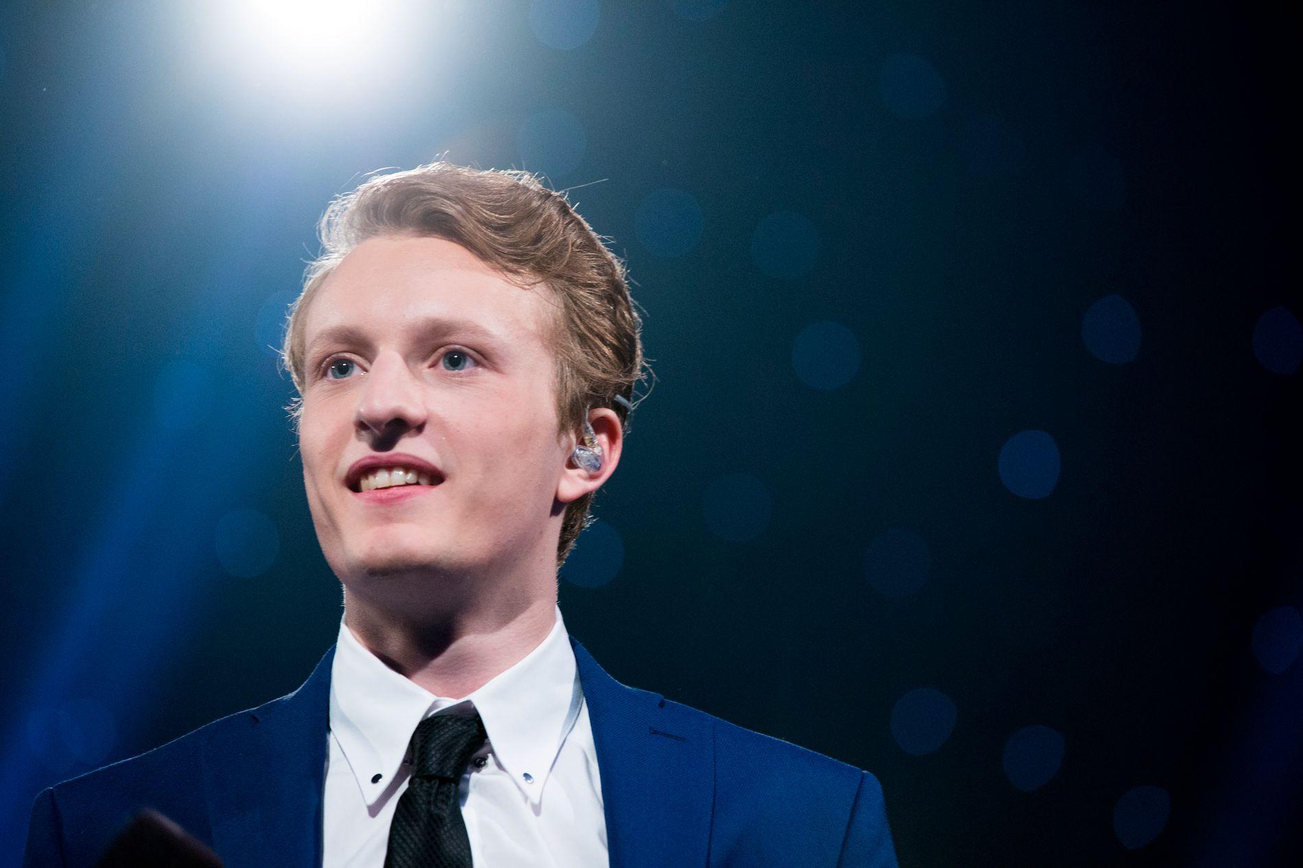 ÅRETS IDOL: Marius Samuelsen fra Stavanger vant årets «Idol» på TV2.