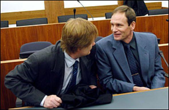 Den rystende drapssaken behandles nå for retten i Tyskland, og ifølge AFP kom det i dag frem at «Kannibalen fra Rothenburg» anså seg selv for å ha et «varulv-lignende» behov for menneskekjøtt.