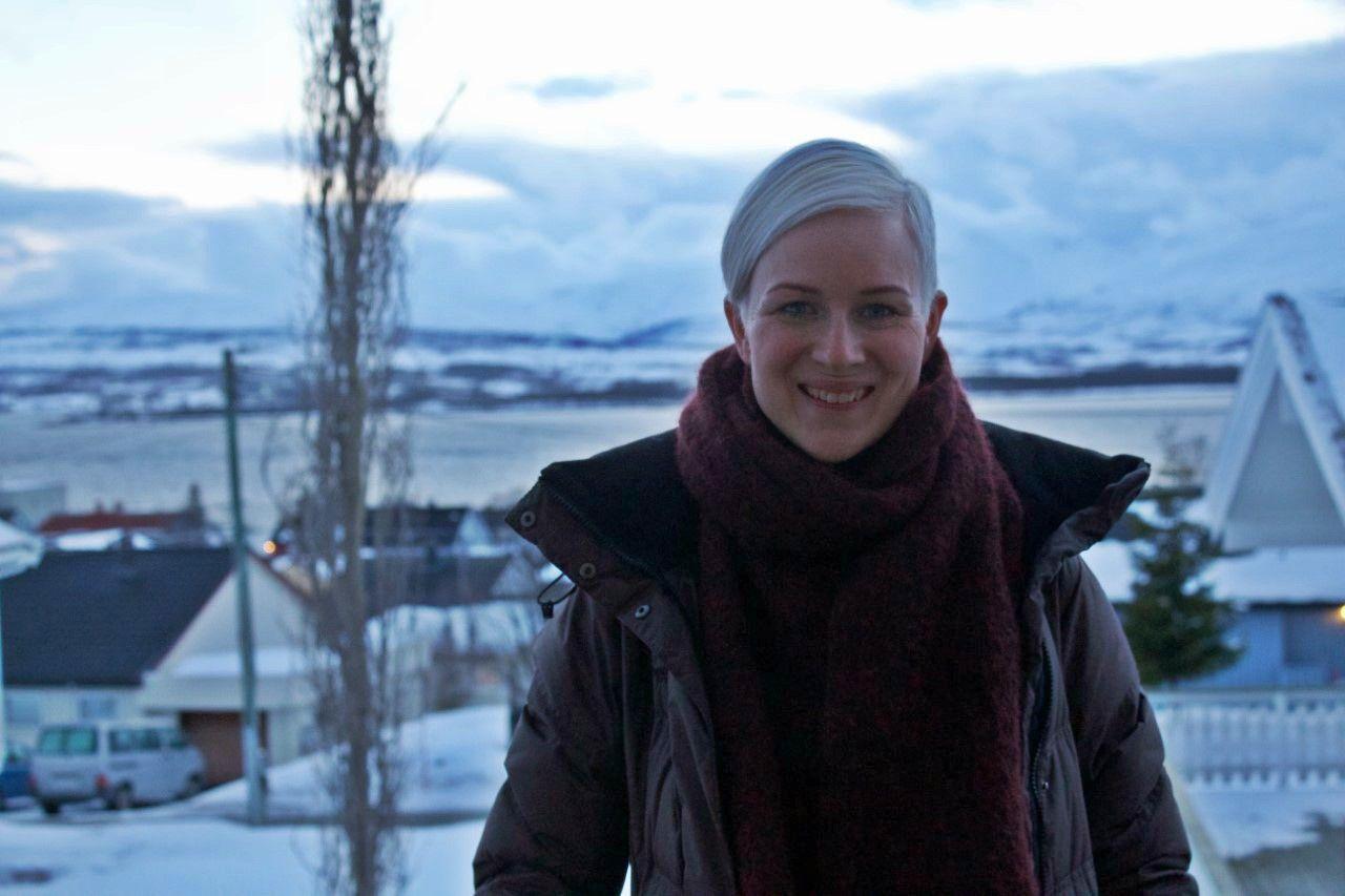 UFORSTÅELIG: Medmor Hanne Langseth-Eide fra Tromsø synes det er vanskelig å forstå NAVs begrunnelse for at de ikke tilpasser nødvendige skjemaer for foreldre for likekjønnende par.