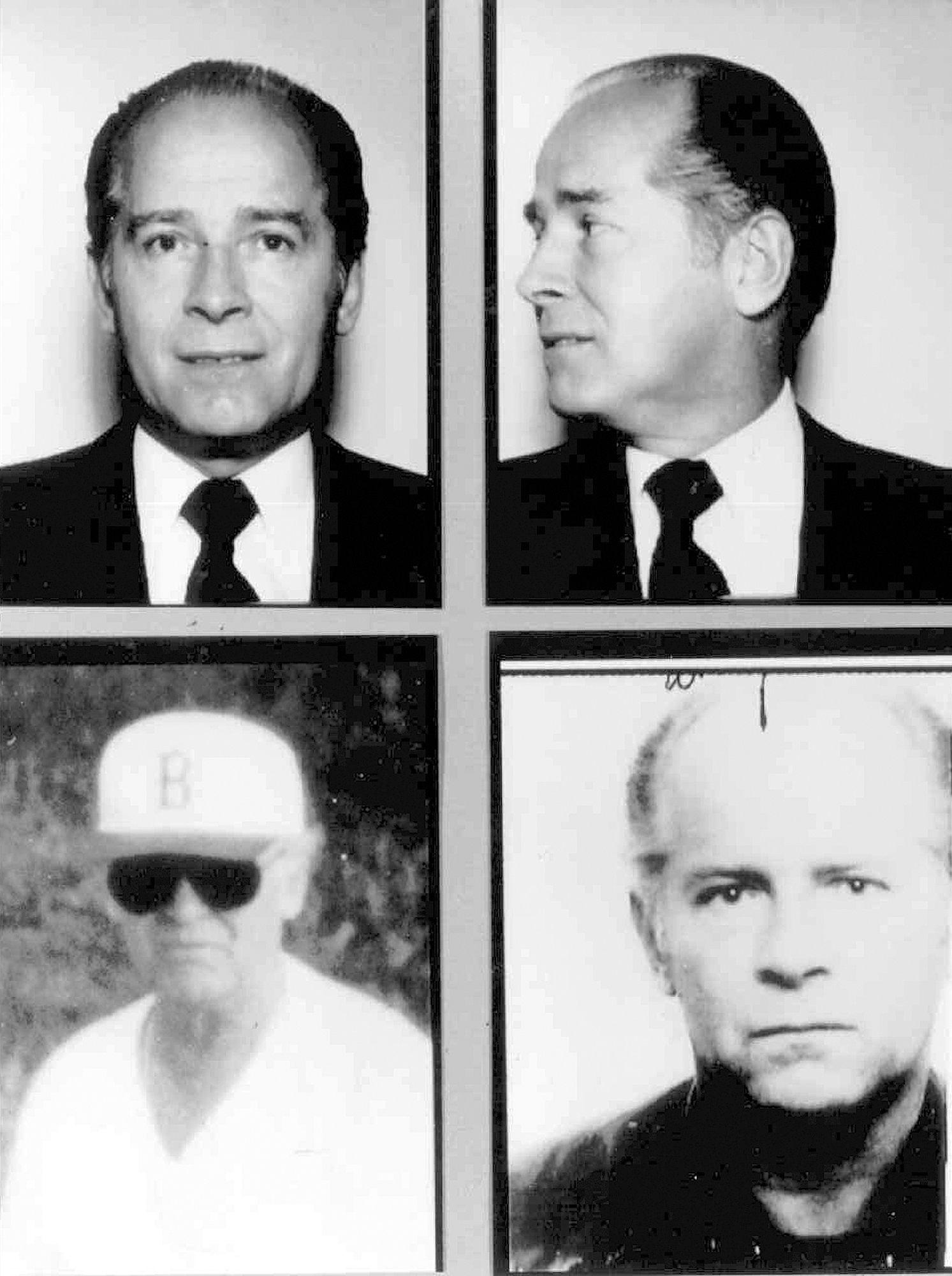 PÅ RØMMEN: Etter 16 år på rømmen ble mafiabossen «Whitey» til slutt pågrepet av politiet. Han ble dømt til fengsel på livstid for elleve drap.