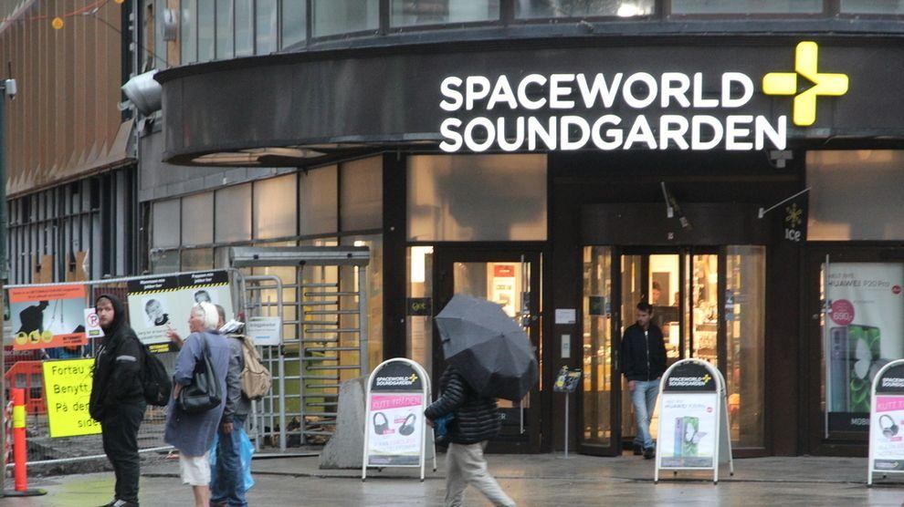 REDDES: Etterfølgeren til Spaceworld Soundgarden reddes fem dager etter at det ble begjært oppbud.