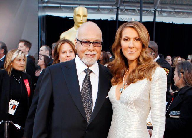 TAPPER KAMP: Det er 26 år mellom Celine Dion og Rene Angelil, men paret har holdt sammen i snart 30 år. Dion har alltid omtalt ektemannen som sitt livs store kjærlighet. Her på et bilde fra 2011.