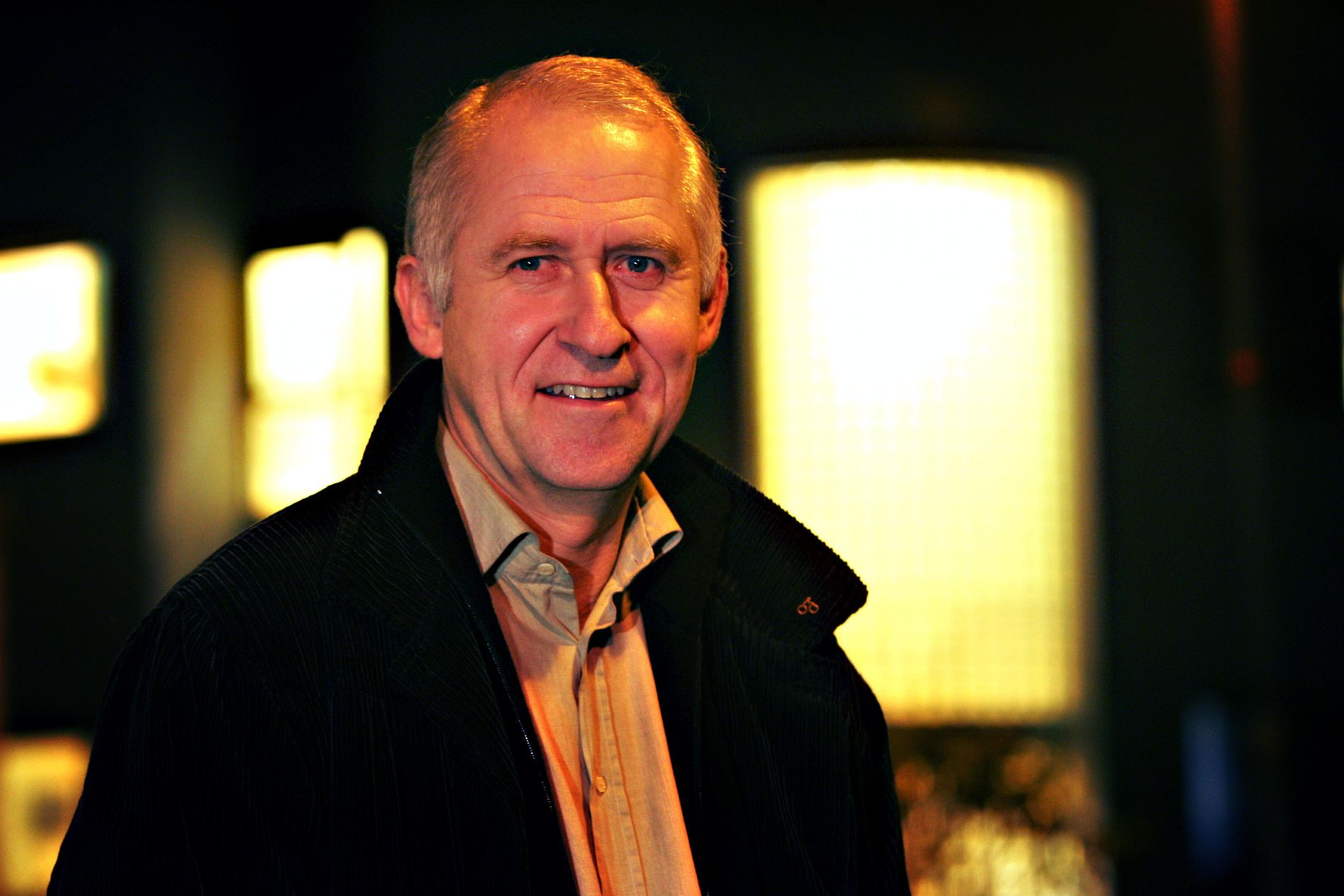 FOR TIDLIG: Rusforsker Sverre Nesvåg mener det er for tidlig å si hva partiene egentlig mener.