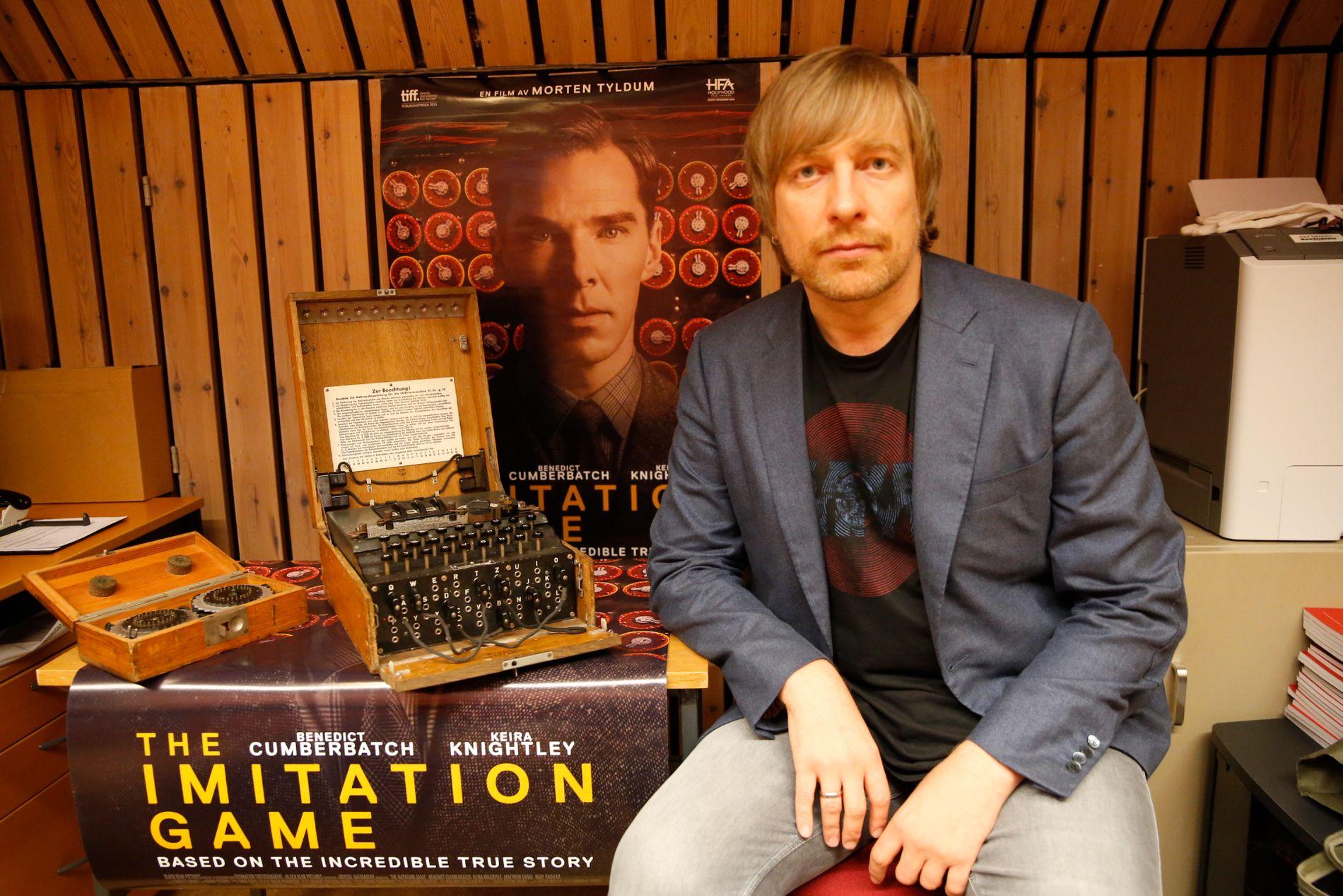 VIKINGSERIE: Morten Tyldum er klar for en ny stor oppgave i samarbeid med Paramount Pictures.