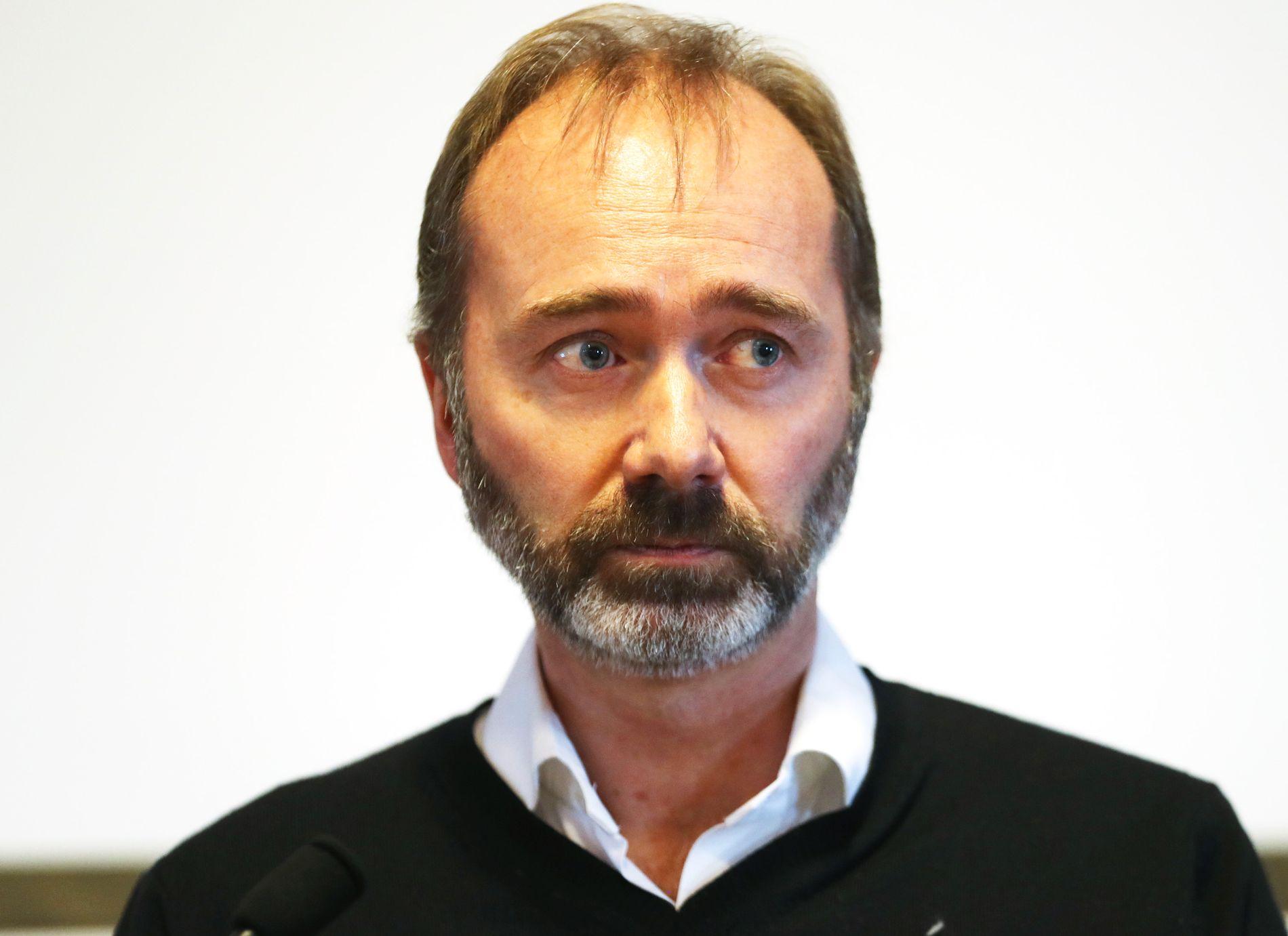 GISKE: Stortingsrepresentant og tidligere nestleder Trond Giske fortsetter å møte i styret i Trøndelag Ap fordi han er stortingsrepresentant.