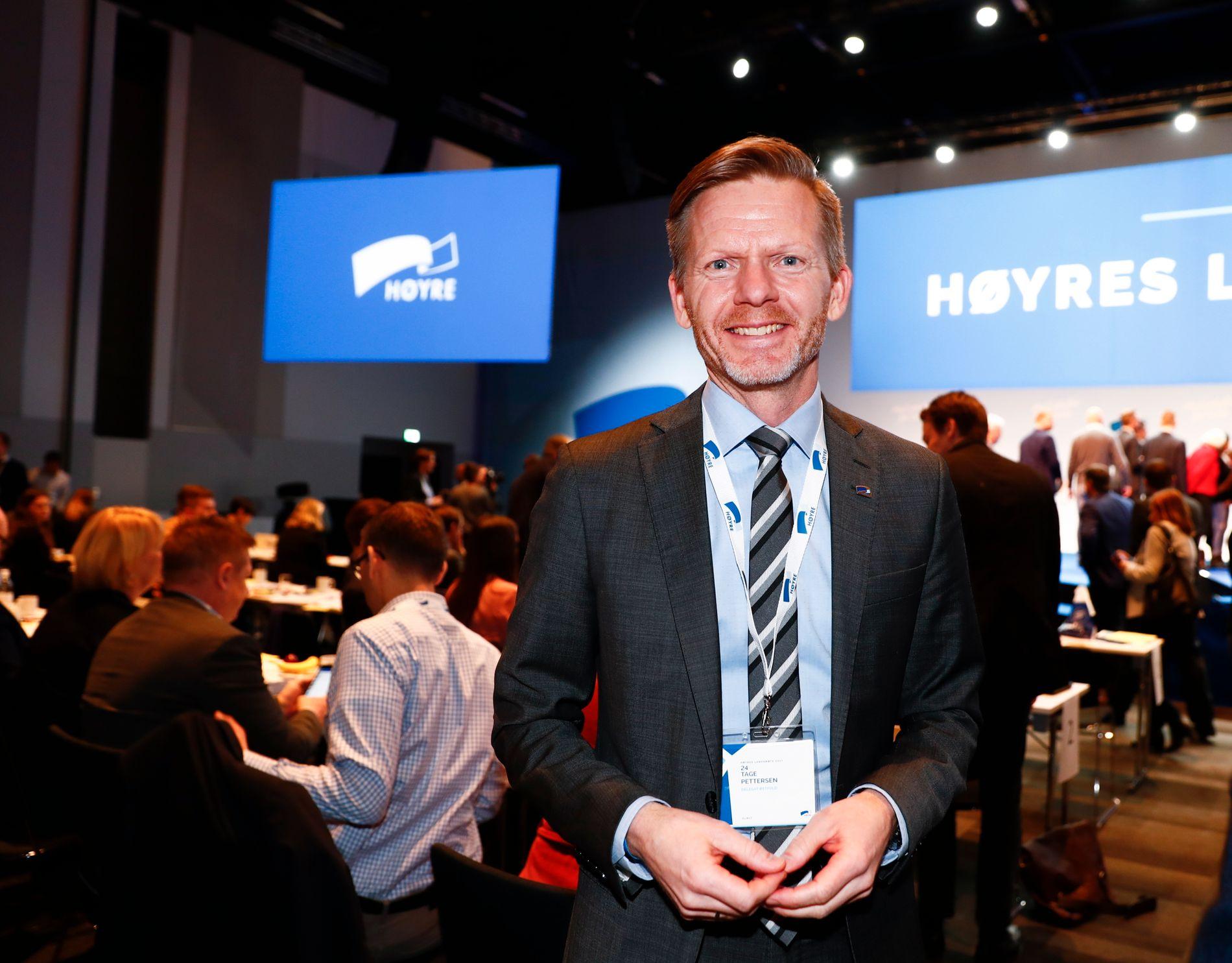 Høyres Tage Pettersen regner med at det kommer ny politisk runde om spillmonopolet i løpet av neste stortingsperiode.