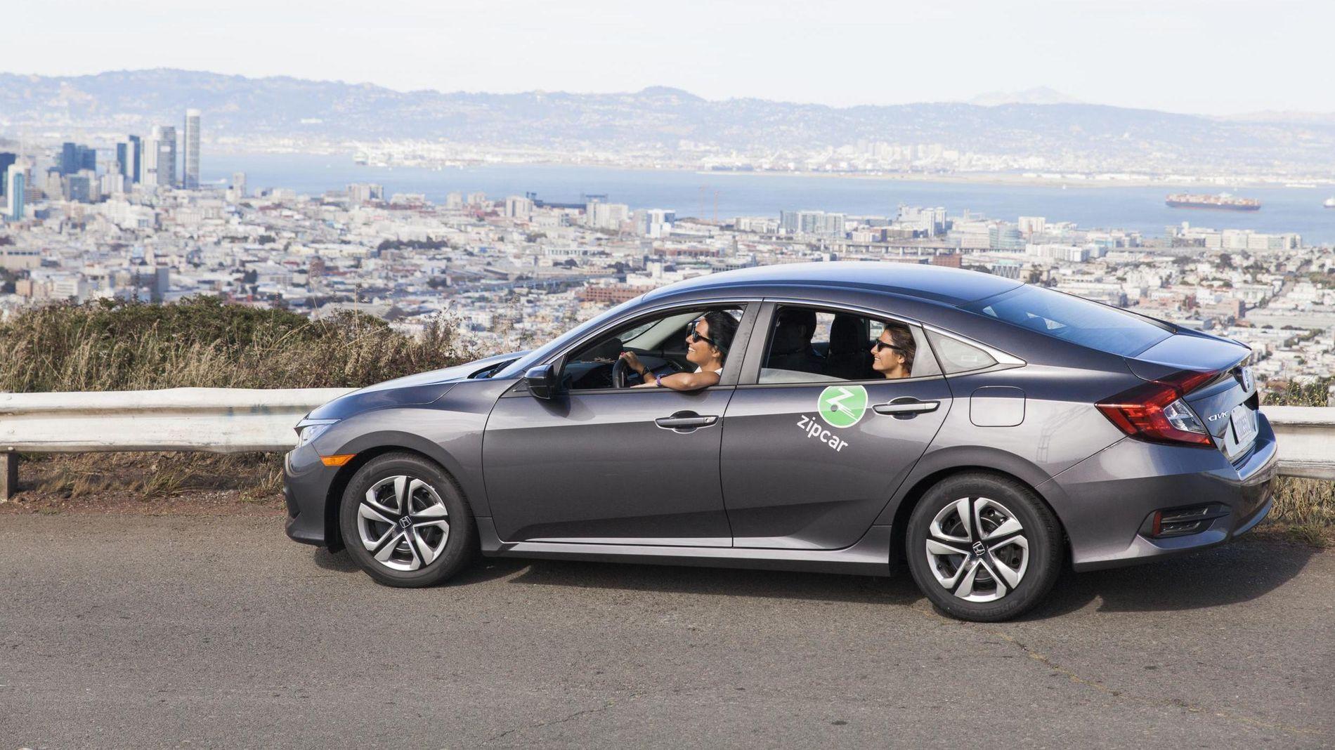 LANSERER: Zipcar har drevet i USA i nesten 20 år – nå starter de opp i Norge.