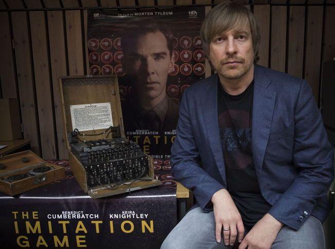 BRENNHET: Suksessen med «The Imitation Game» gjør at Morten Tyldum nå er et av Skandinavias aller heteste filmnavn ute i verden.