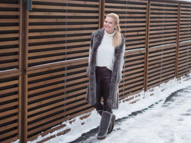 TOK ABORT: Julianne Nilsen (25) tok abort som 20-åring. Den gangen mente hun at hun ikke var i stand til å ta vare på et barn. Siden har hun blogget om aborten.