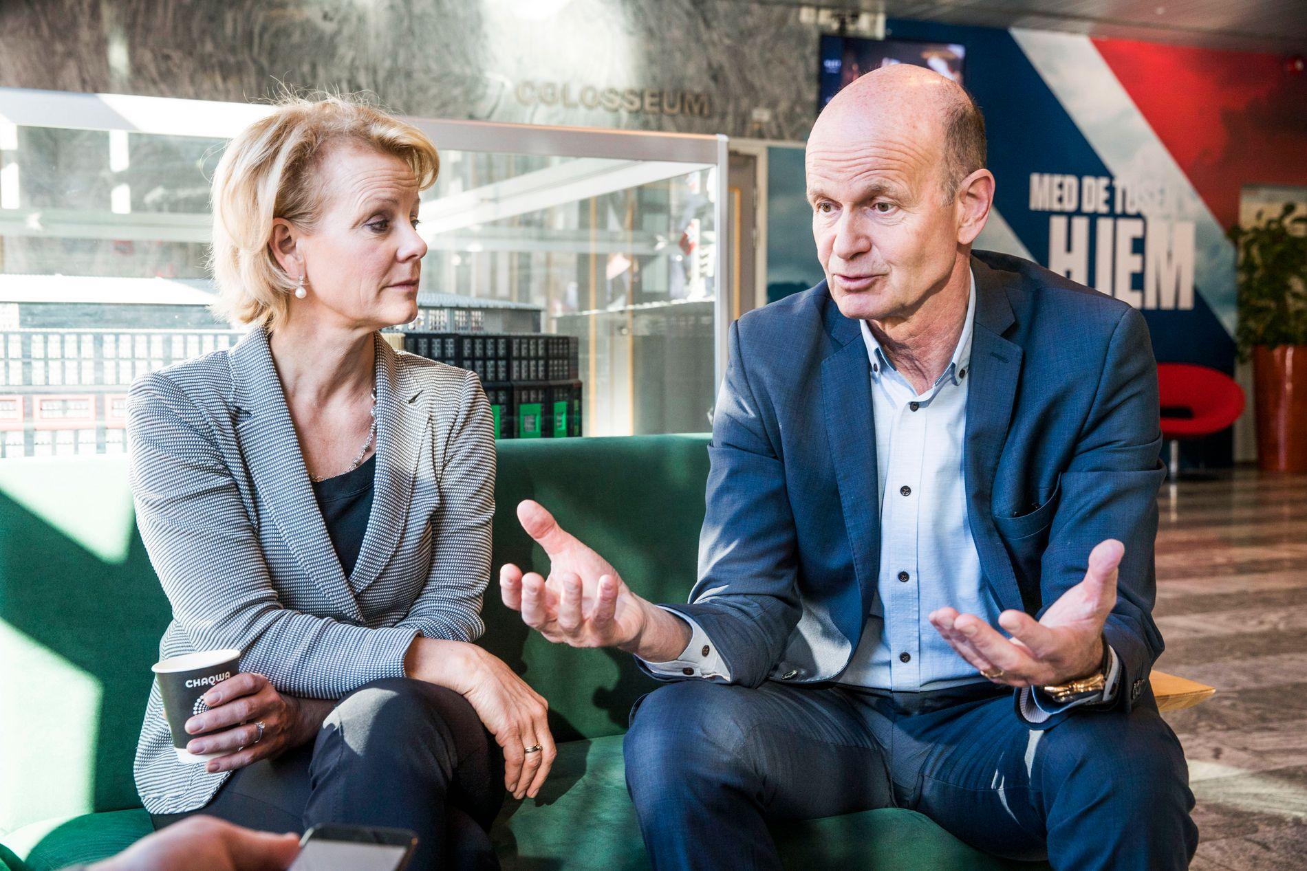 KRITISKE: Merete Smith leder NIFs idrettsmedisinske etiske råd. Hun har med seg Sven Mollekleiv som medlem. Begge – samt de andre medlemmene av rådet – reagerer på at NIF-styret nå velger å legge det ned.
