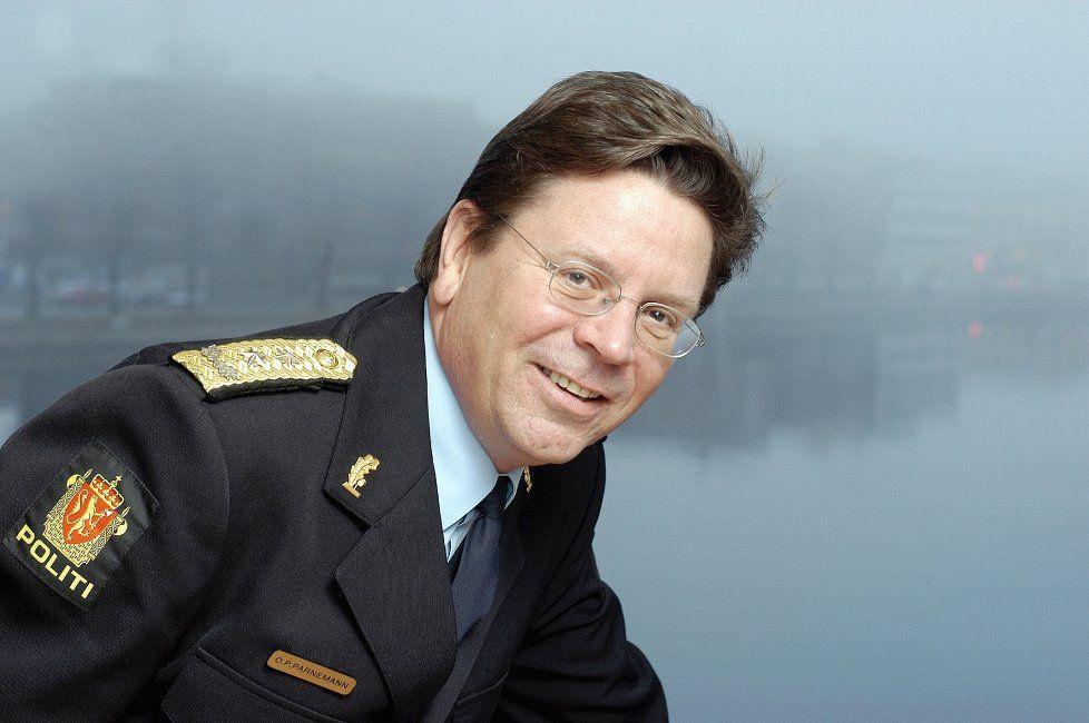 SKEPTISK: Politidirektoratets Ole Petter Parnemann er særdeles skeptisk til at forskriftene for vannscootere ble opphevet. Politiinspektøren i POD er ansvarlig for Sjøtjenesten i politiet og sitter i Sakkyndig råd for fritidsbåt.