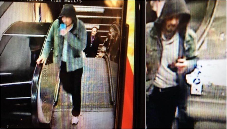 GJERNINGSMANNEN: Svensk politi etterlyste denne mannen i forbindelse med lastebilangrepet i Stockholm fredag ettermiddag. Det var disse bildene to vitner skal ha gjenkjent, og som førte til at mannen ble pågrepet. FOTO: SVENSK POLITI