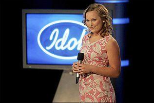 «IDOL»-FORTID: Eva Weel Skram i 2005.