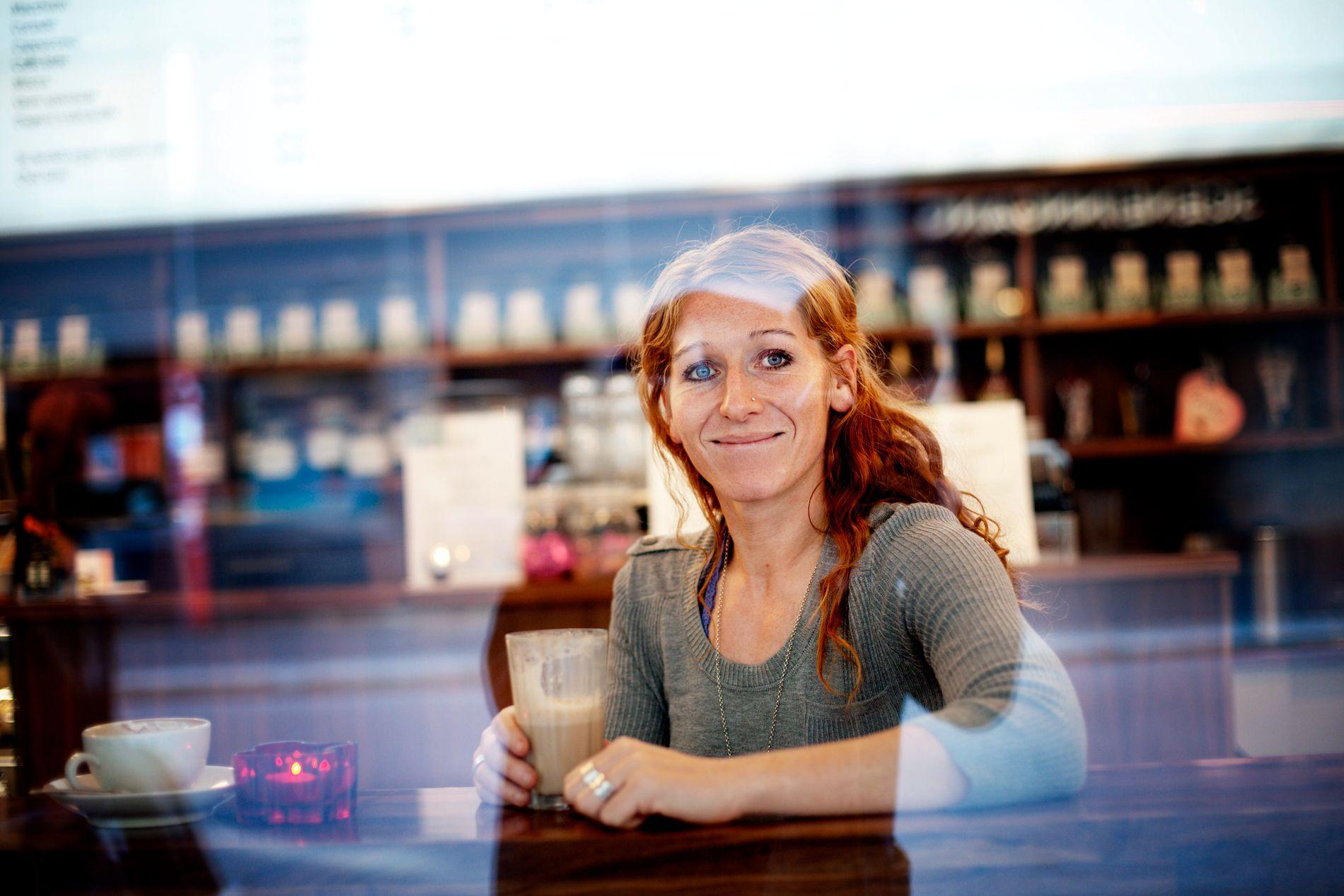 EKSPERT: Lise Klaveness jobber som ekspert for NRK under VM, og må tåle stygge kommentarer i sosiale medier.