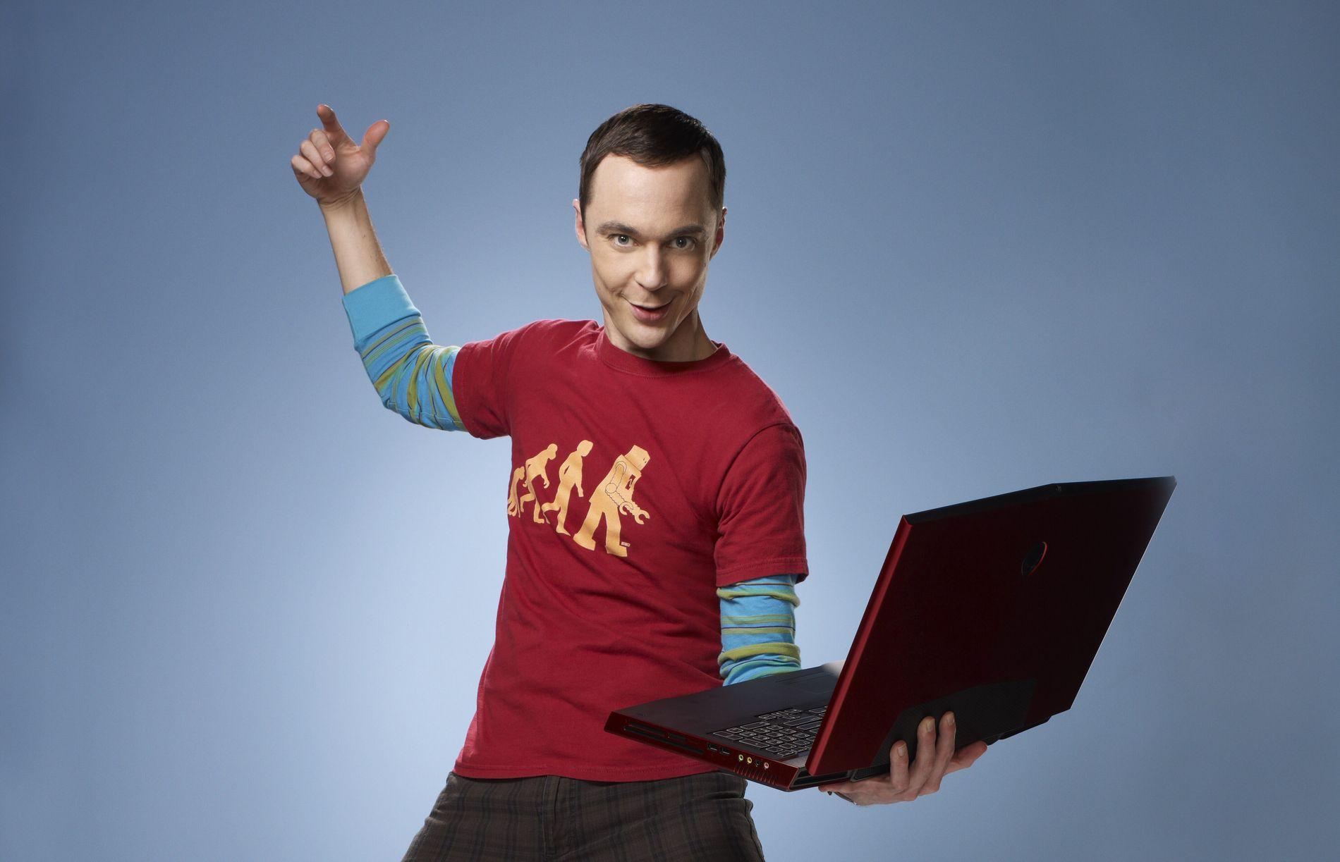 SISTE SESONG: Den 12. sesongen blir den siste Jim Parons og de andre nerdene i «Big Bang Theory». Da har det vært produsert og vist hele 279 episoder av den populære TV-serien.