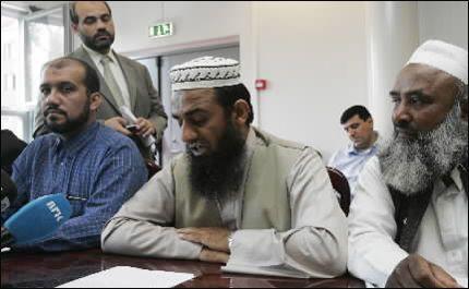 Sakandar Zulqarnain, leder for Norges forente ulama, tror Al-Qaida er oppdiktet. Foto: Scanpix