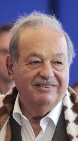 RAMLET PÅ LISTEN: Store tap for flere av Carlos Slims selskaper førte meksikaneren nedover på Forbes-listen for 2016.