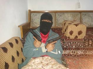 DØMT: 24-åringen nektet straffskyld da saken mot ham startet for tre uker siden, og hevder han var i Syria for å drive humanitært arbeid.