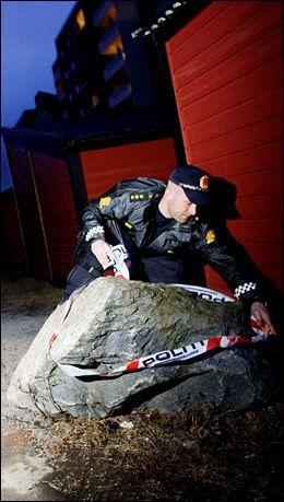 FRIKJENT: Mikael Ali ble tiltalt for skuddene på Furuset i 2007, men frikjent i to rettsinstanser. Han ble likevel dømt til å betale erstatning i lagmannsretten. Foto: HENNING CARR EKROLL