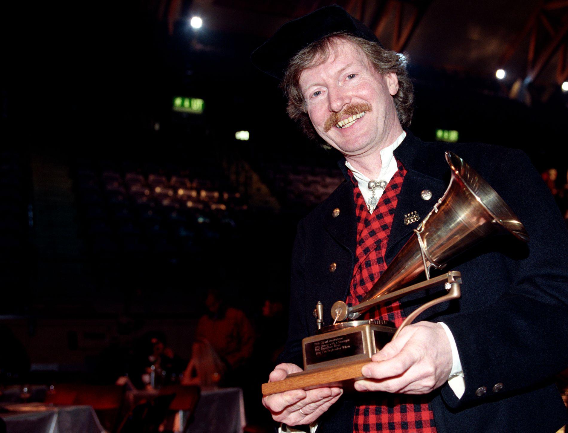 SATT PRIS PÅ: Øystein Sunde er satt pris på i en årrekke. Han er blant annet kåret til Årets spellemann to ganger.