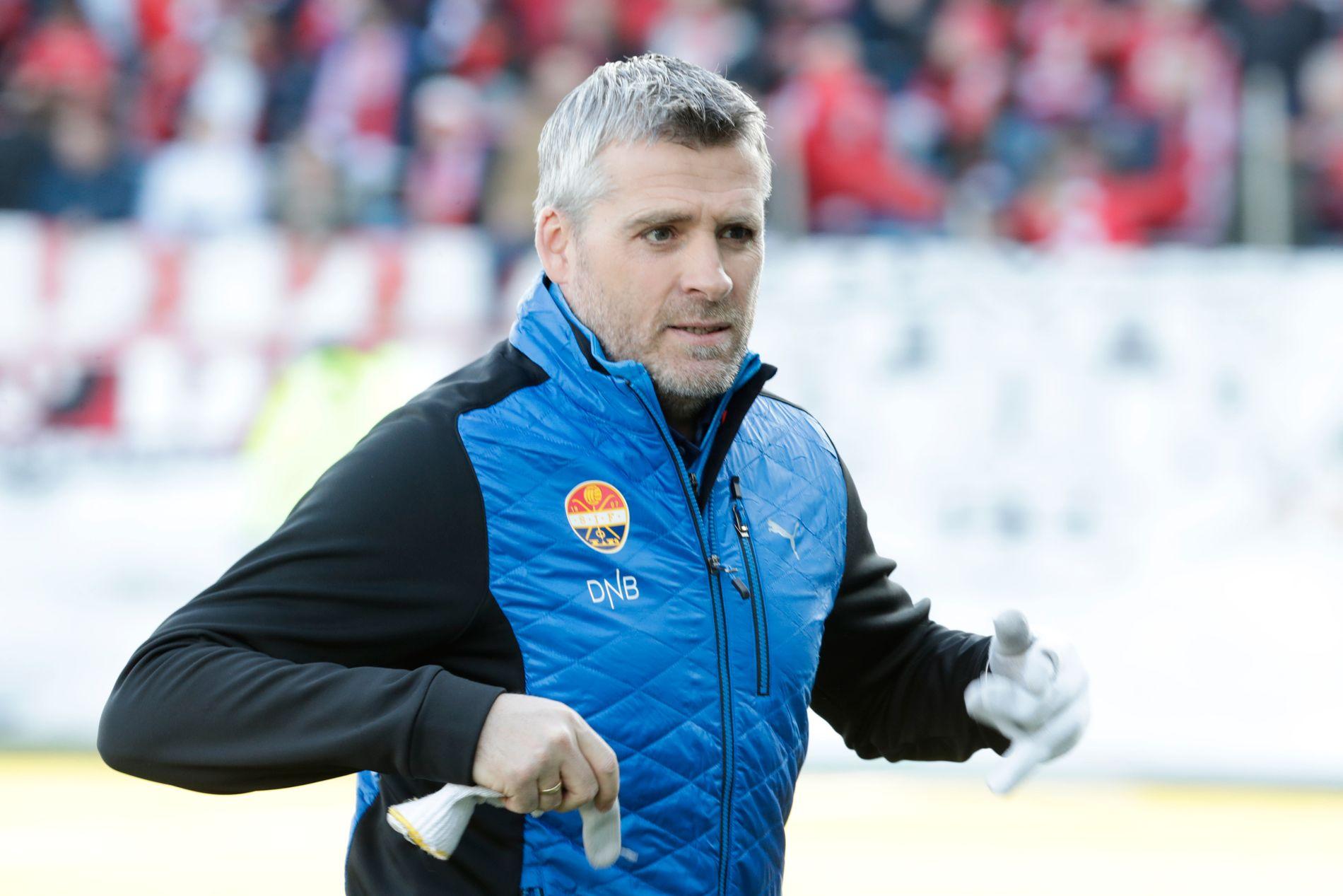 EKSPERT: Tor Ole Skullerud blir igjen ekspert for Eurosport.