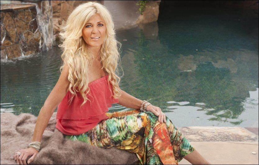 TV-AKTUELL: Svenske Maria Montazami i «Svenske Hollywoodfruer». Foto: Foto: THOMAS ENGSTRÖM/TV3