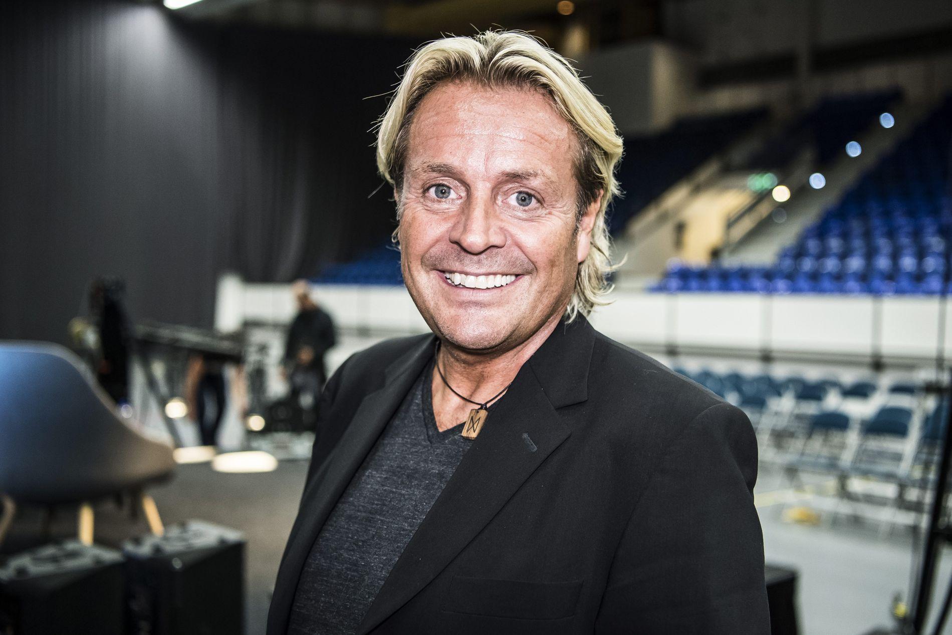ANMELDT: Runar Søgaard.