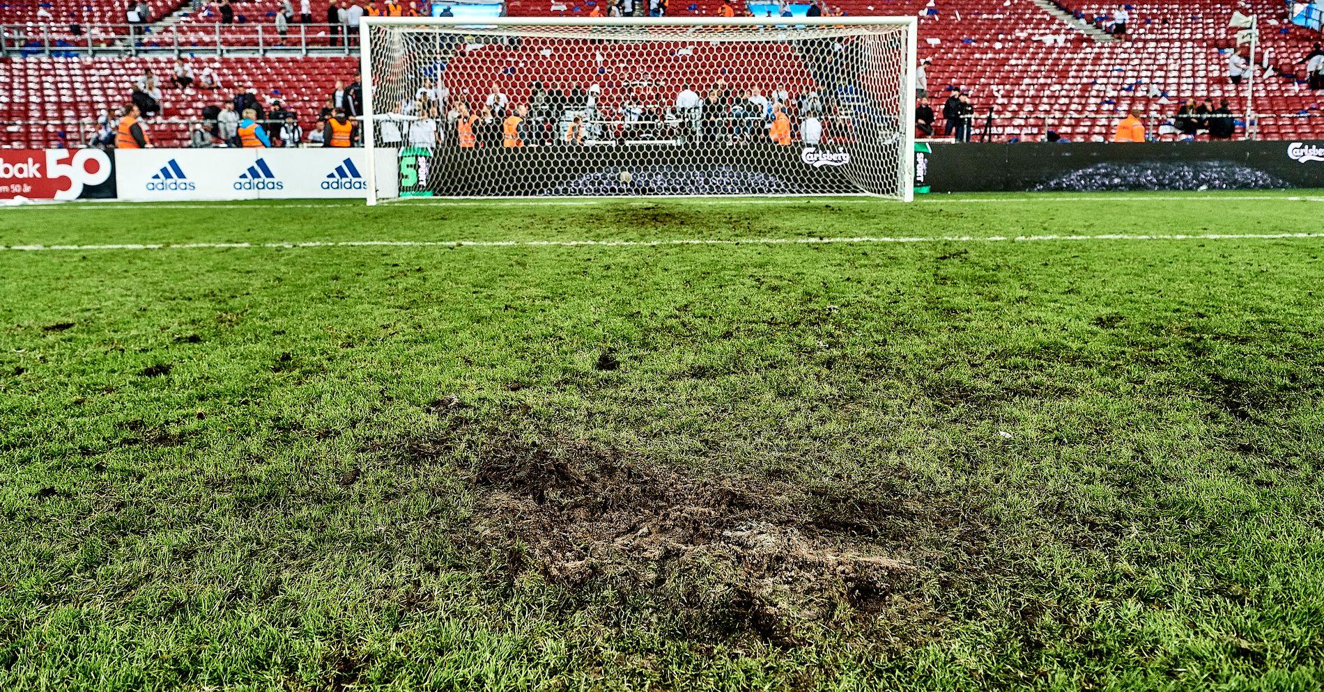 I USTAND: Her tok FC København- og Røde Stjernen-spillerne 22 straffespark.