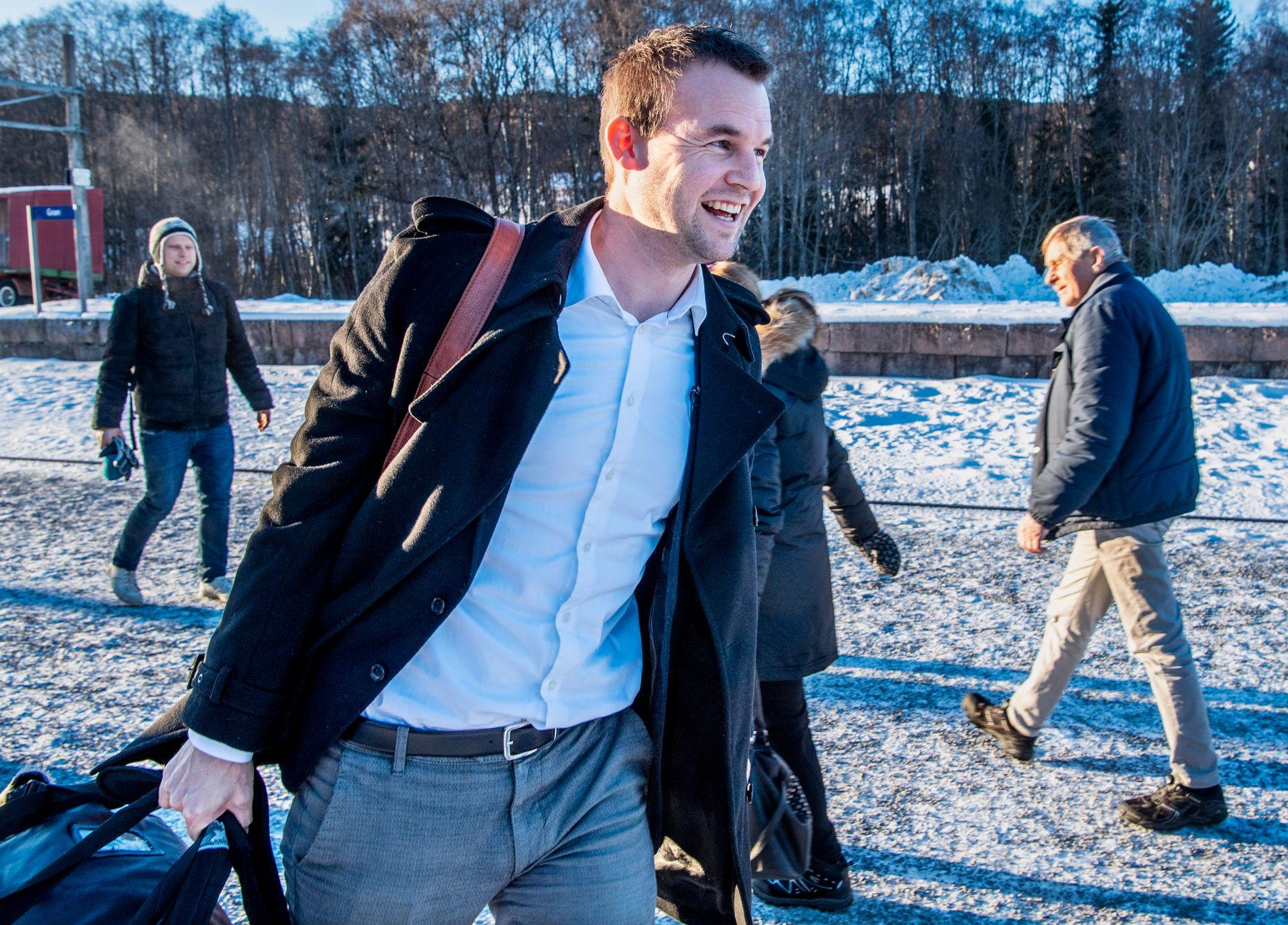 ER FOR: KrF-leder Kjell Ingolf Ropstad.