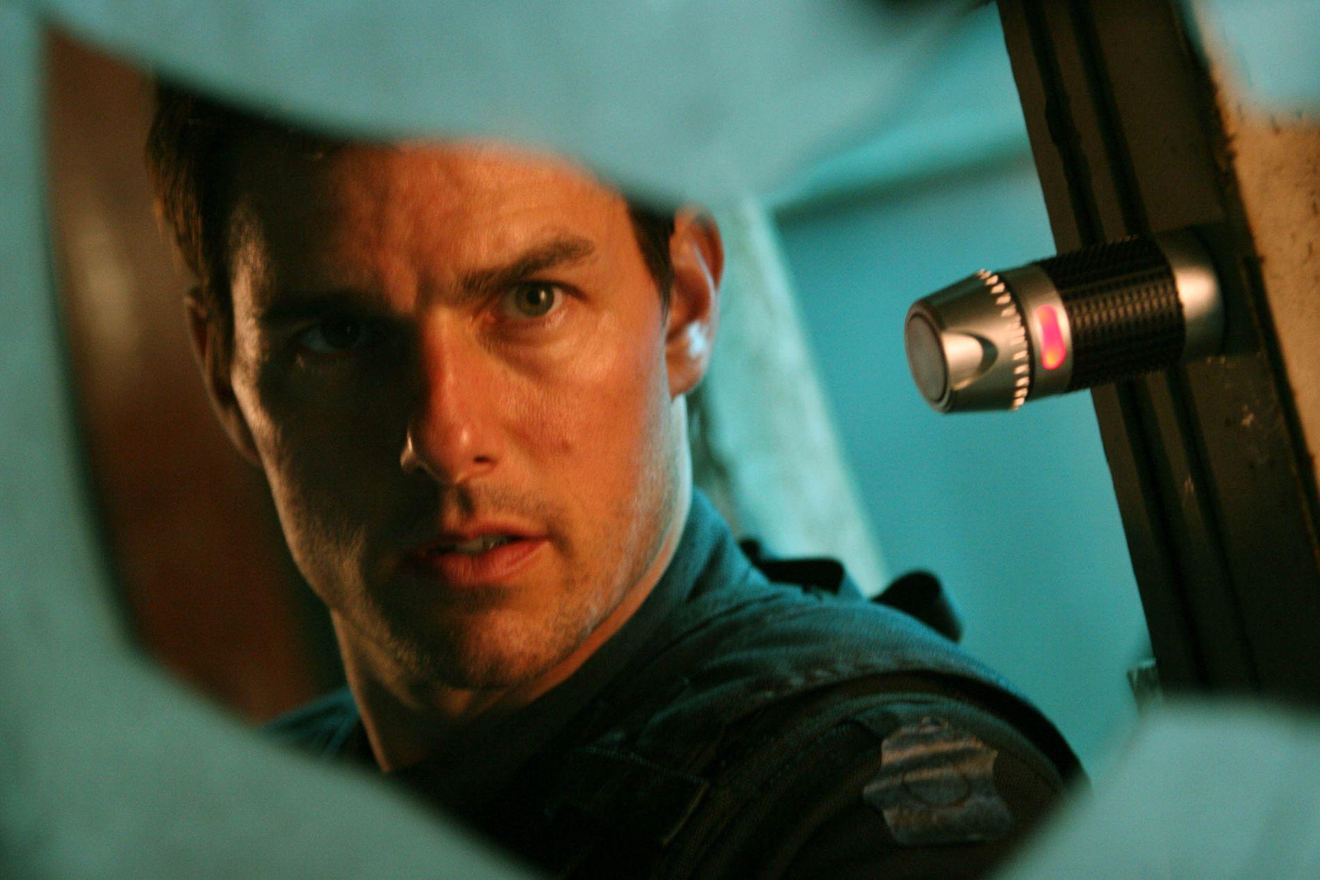 SKAL HA NORGESPLANER: Tom Cruise. Foto: UIP