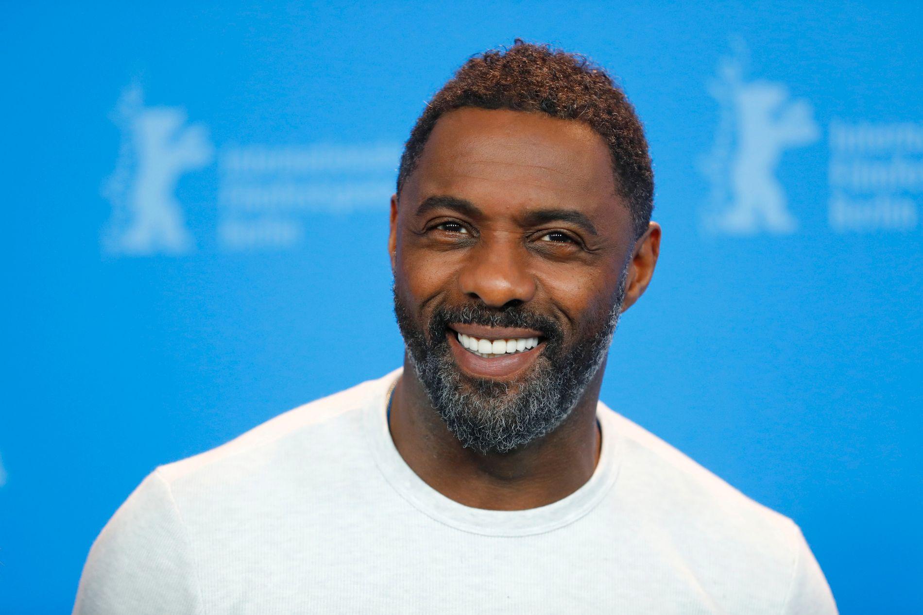 SEXY: - En hyggelig overraskelse, sier Idris Elba om kåringen.