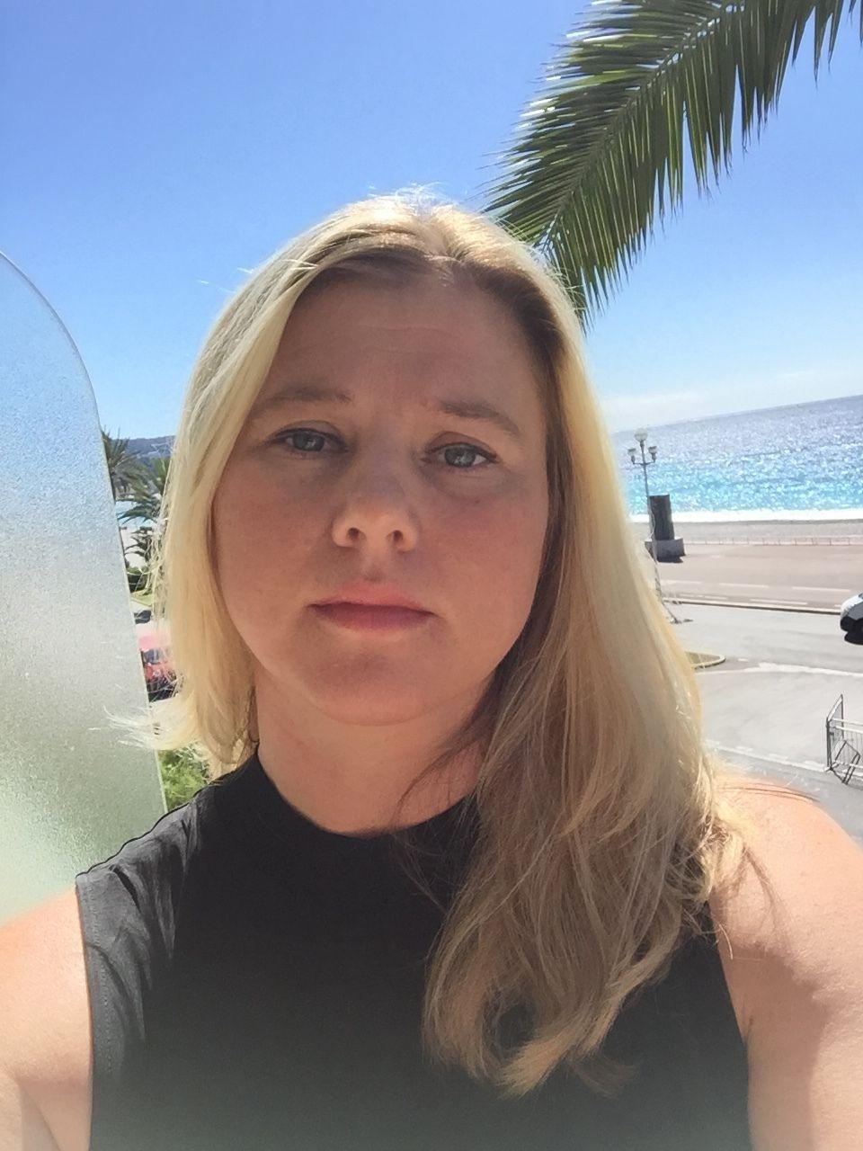 I NICE: Hilde Monica Sømoen.