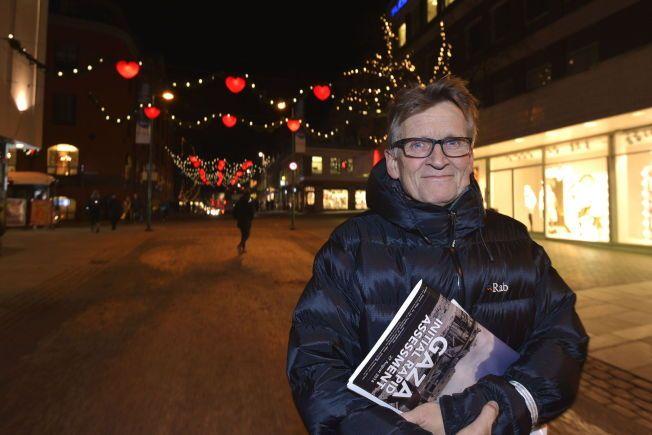 KJENT ANSIKT: Mads Gilbert har bodd det meste av sitt voksne liv i Tromsø og er blitt et kjent ansikt i bybildet. Han er tidligere kåret både til Årets tromsøværing og Årets nordlending. Nå er han også kåret til Årets navn av VGs lesere og det norske folk.