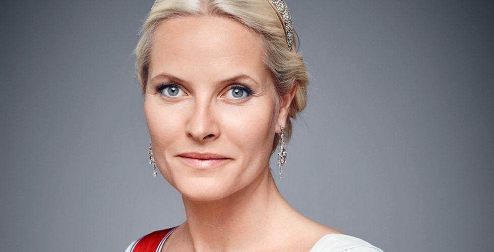 HIPP HURRA! Hennes Kongelige Høyhet Kronprinsessen fyller 45 år i dag.