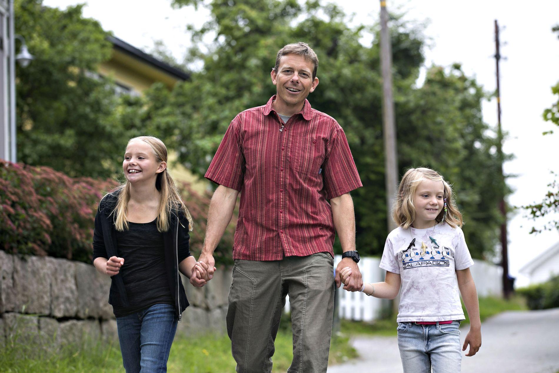 246e99c4 Psykologenes beste råd: Få trygge og lykkelige barn